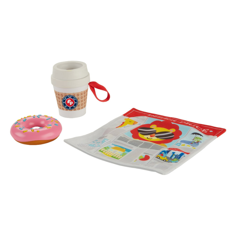 Fisher-Price® Coffee-to-Go Baby Set