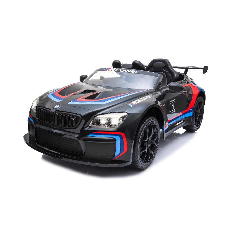 JAMARA Ride On Car - BMW M6 GT3, musta