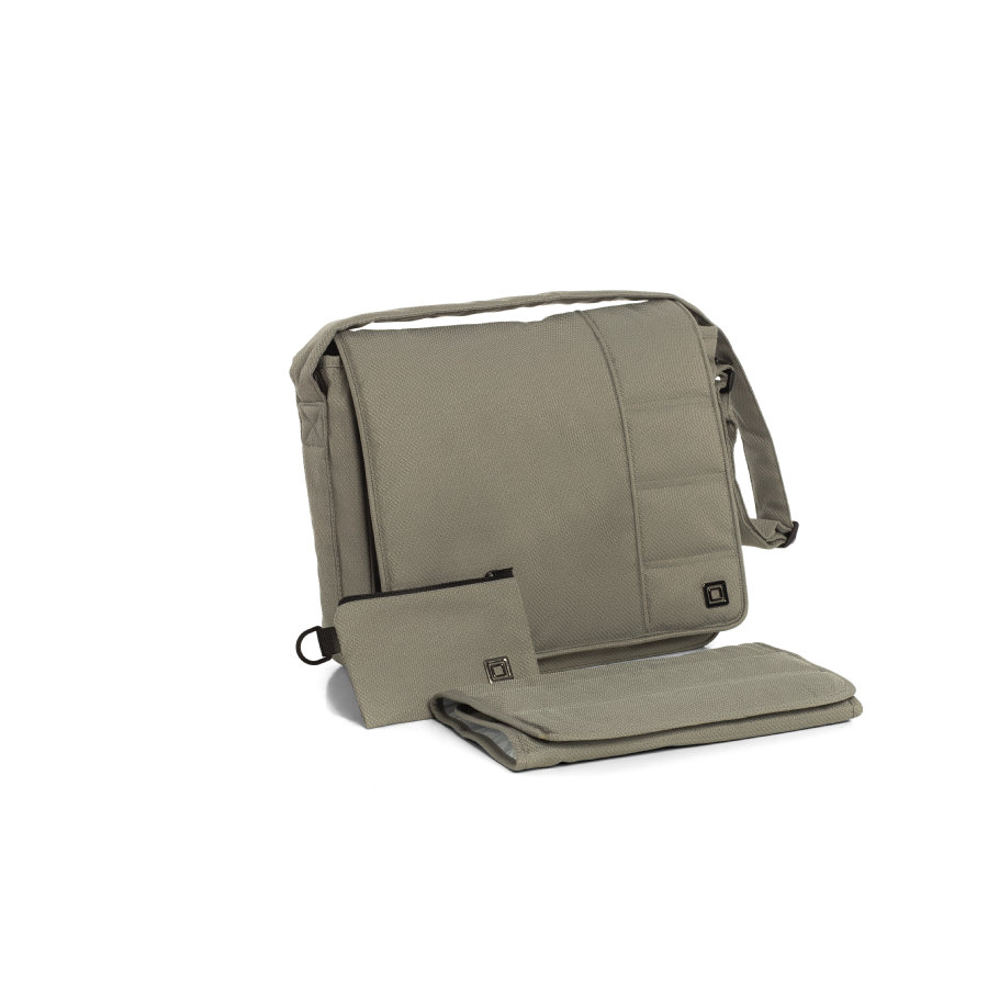 MOON Wickeltasche Taupe
