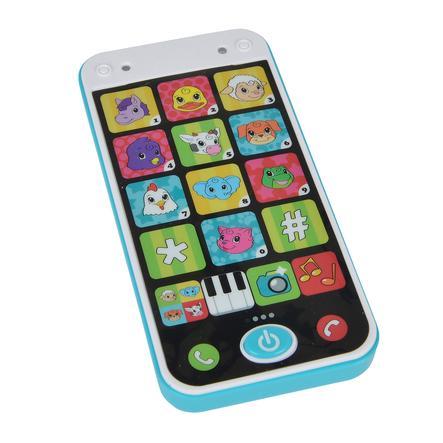 Simba Veilleuse musicale bébé smartphone ABC