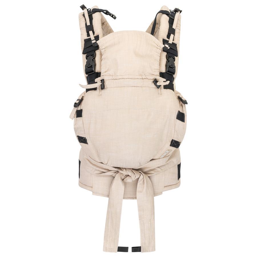 Hoppediz Porte-bébé Nabaca kit de base Regular denim sand