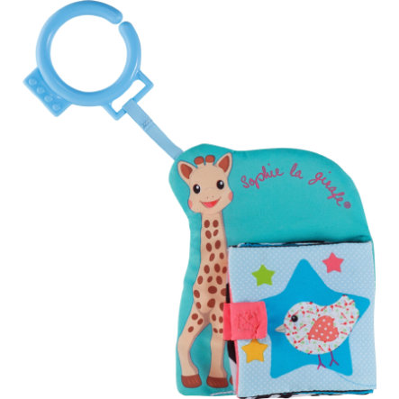 VULLI Imagier enfant Sophie la girafe® tissu