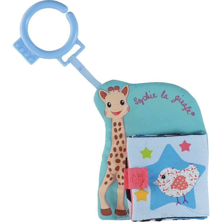 VULLI Sophie la Girafe® Libro di stoffa