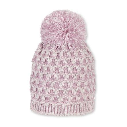Sterntaler Girls Strickmütze pink