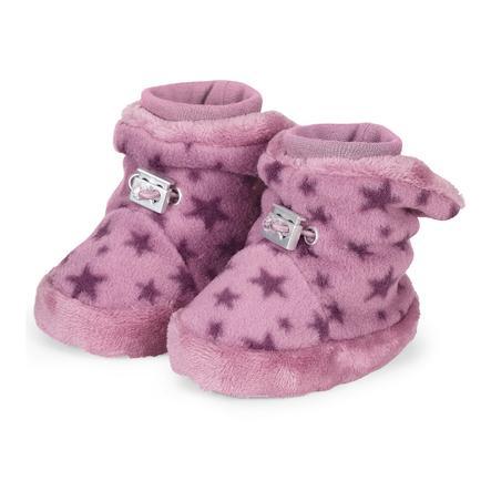 Sterntaler dětská obuv světle fialová