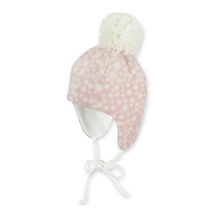 Sterntaler Girls Cappello Inca rosa pallido