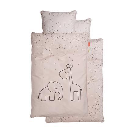 Done by Deer™ Parure de lit enfant Junior Dreamy pois poudré 100x140 cm