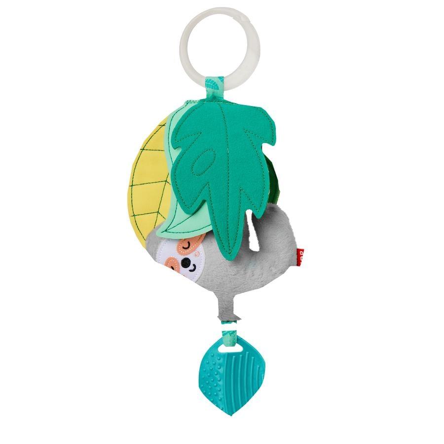 SKIP HOP Peluche hochet paresseux Tropical Paradise Jitter Toy