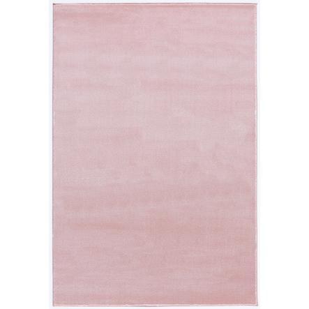 LIVONE play a dětský koberec Happy Rugs plain pink, 160 x 230 cm