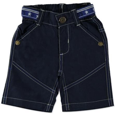 DIRKJE Boys Mini Spodnie Bermudy navy