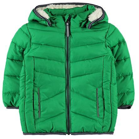 name it Jongens winterjasje NMMUS jack vrolijk green