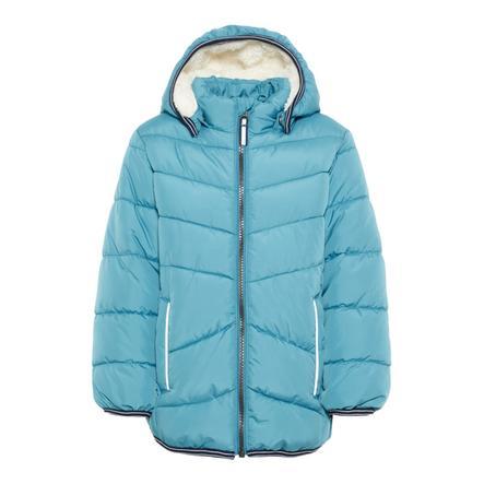 name it Ragazzi giacca invernale NMMMMMUS blu tempesta