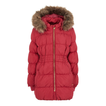name it Girls Winterjacke NMFMOLLY cerise