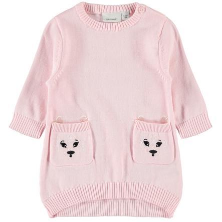 namn det Klänning Nbfonesse Barely Pink
