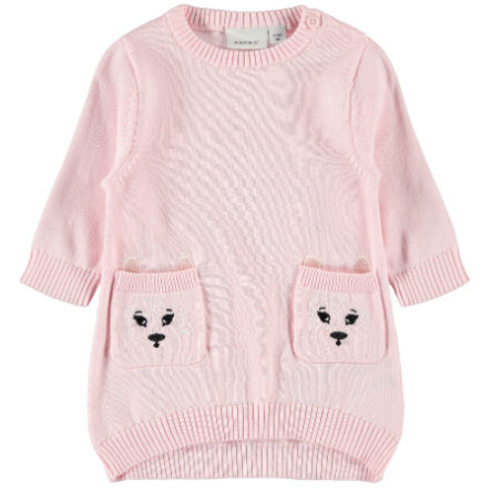 pojmenujte to Dress Nbfonesse Barely Pink