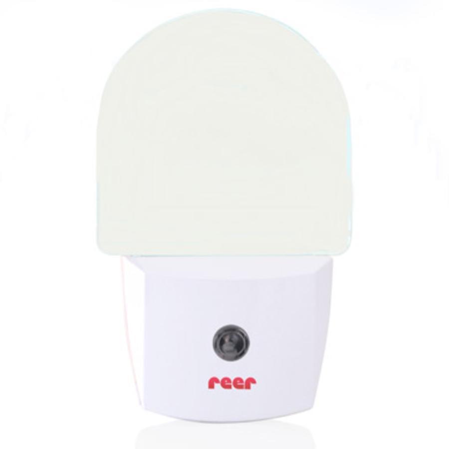 REER Lampka nocna LED z czujnikiem zmierzchu (5061)