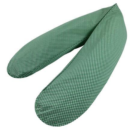 joyfill Original Flexofill Stillkissen Vichy grün 190cm