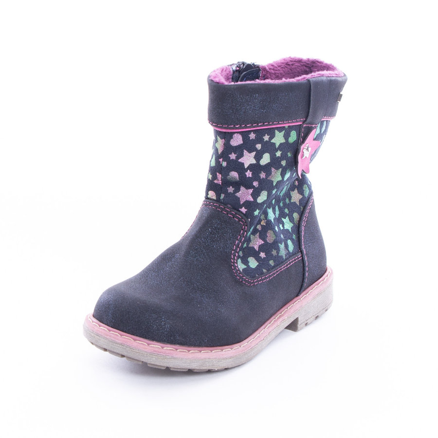 Be Mega Girls Boots marine
