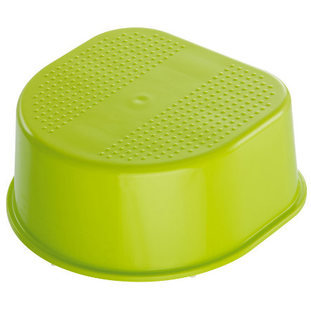 ROTHO Children's Stool Bella Bambina Apple Green