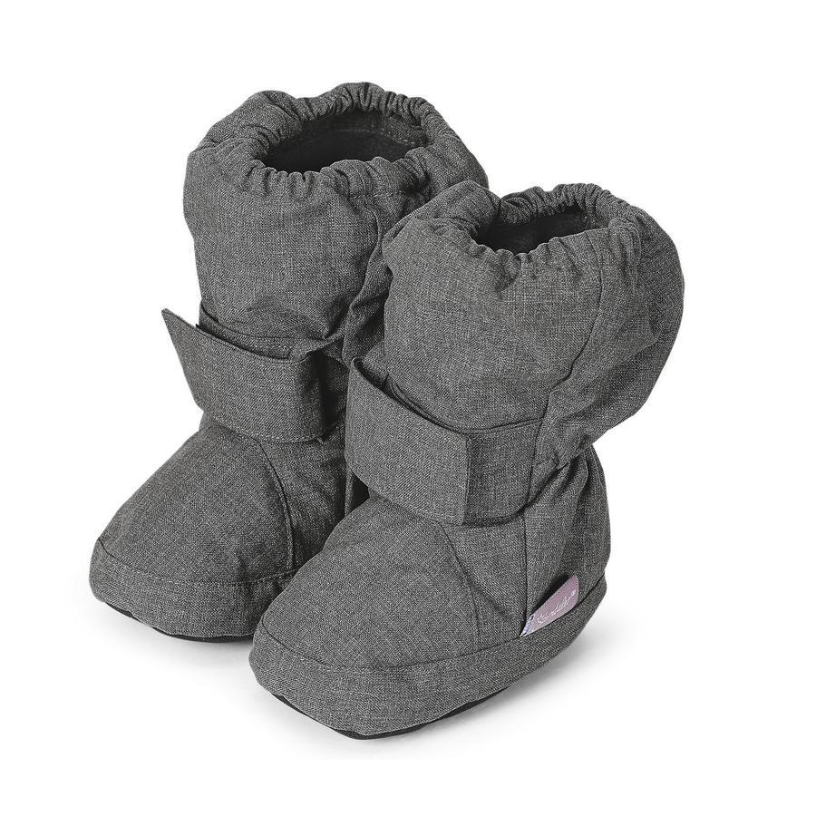 Sterntaler Boys Baby-Schuh anthrazit