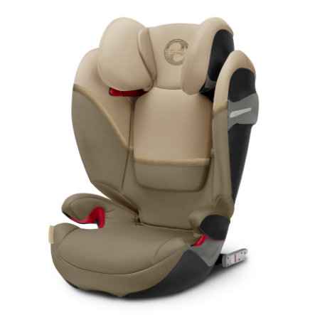 cybex GOLD Siège auto Solution S-fix gr.2/3 Classic beige 2020