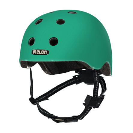 Melon® Toddler Helm Design Rainbow Green - Gr. XXS, 44-50 cm