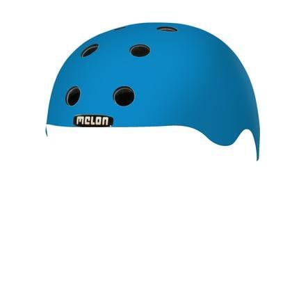 Melon® Casque de vélo enfant Toddler Design Rainbow blue T.XXS 44-50 cm