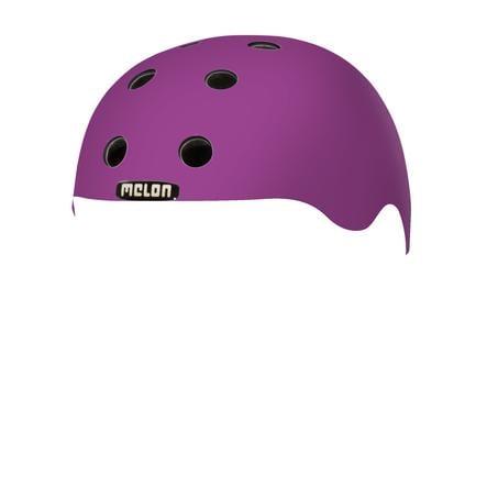 Melon Casco Design de niño pequeño Rainbow Purple - talla XXS, 44-50 cm