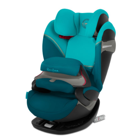cybex GOLD Kindersitz Pallas S-Fix River Blue