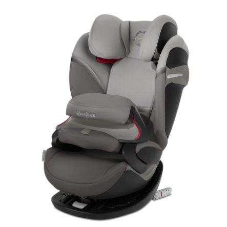 cybex GOLD Kindersitz Pallas S-Fix Soho Grey