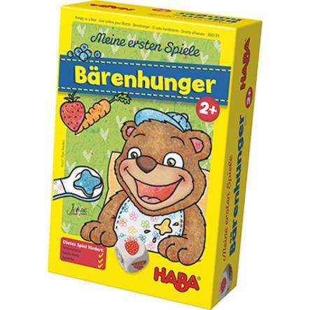 HABA Moja pierwsza gra - Głodny miś