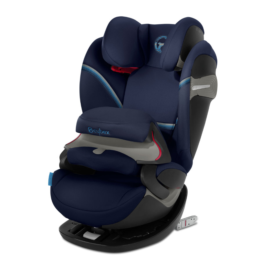 cybex GOLD Kindersitz Pallas S-Fix Navy Blue