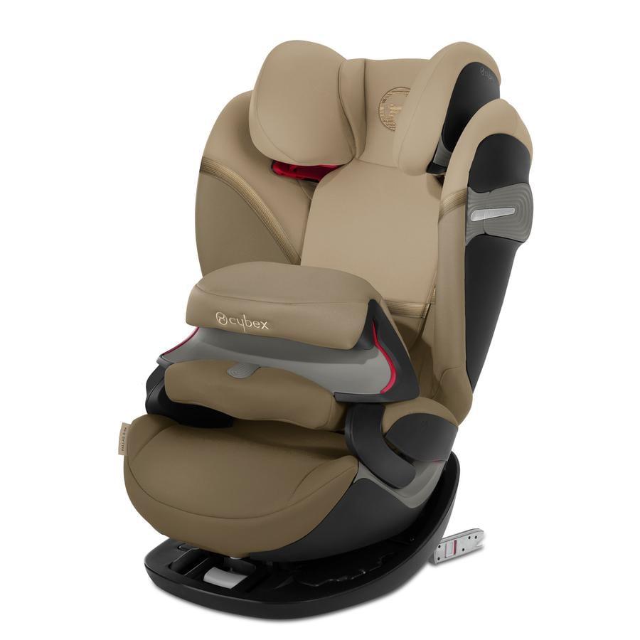 cybex GOLD Kindersitz Pallas S-Fix Classic Beige