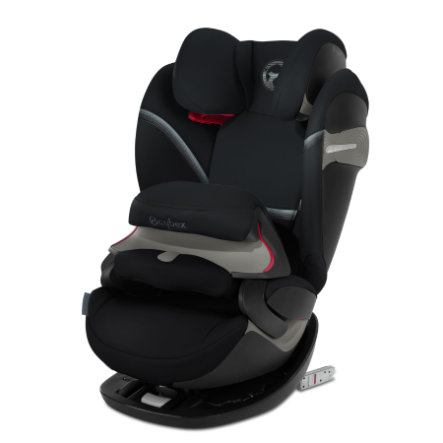 cybex Bilbarnstol Pallas S-Fix Deep Black