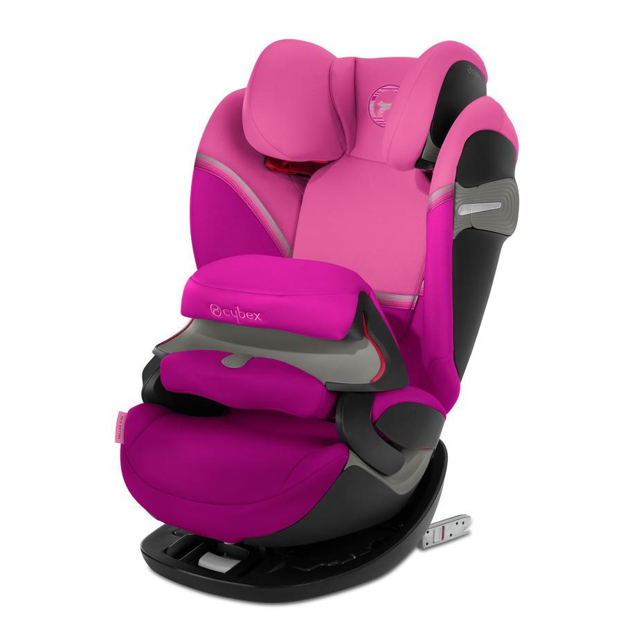 cybex GOLD Kindersitz Pallas S-Fix Magnolia Pink