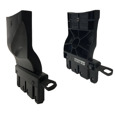 Emmaljunga Adapter NXT (Britax,BabySafePlus,SHRII,BabySafe i-SIZE) Black