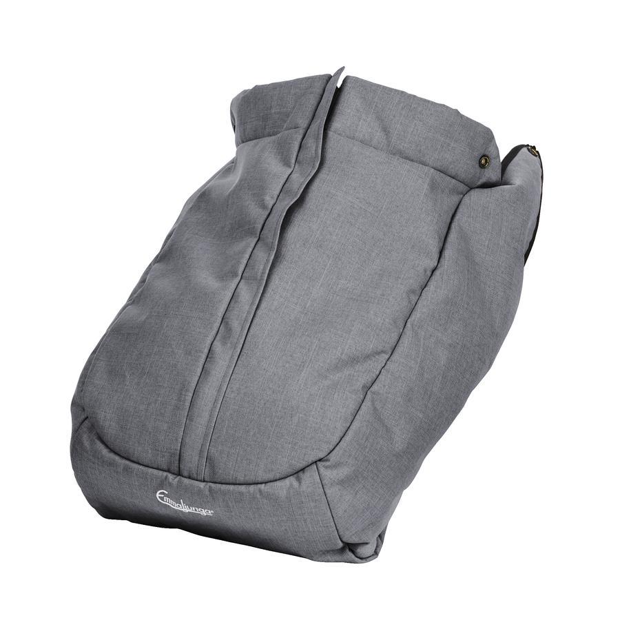 Emmaljunga Winddecke NXT Flat Eco Lounge Grey