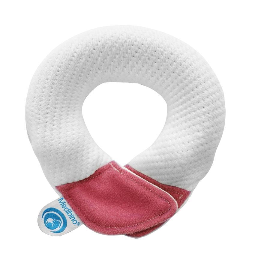 Kluba Medical Medibino® Cuscino neonato, rosa