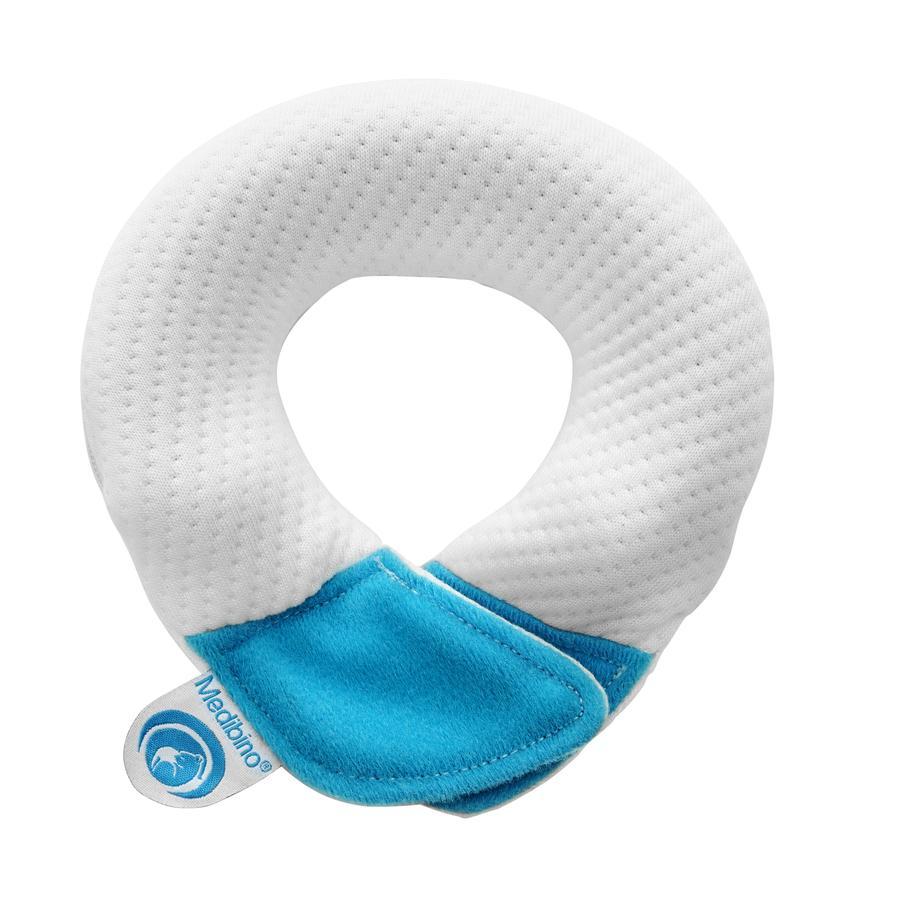 Kluba Medical Coussin protège tête bébé Medibino®, bleu