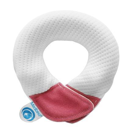 Kluba Medical utskiftbart deksel Medibino® baby hodeplagg, rosa