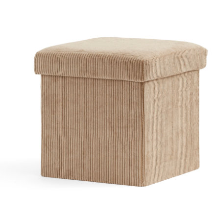 Kids Concept Seat box Manchester, brown