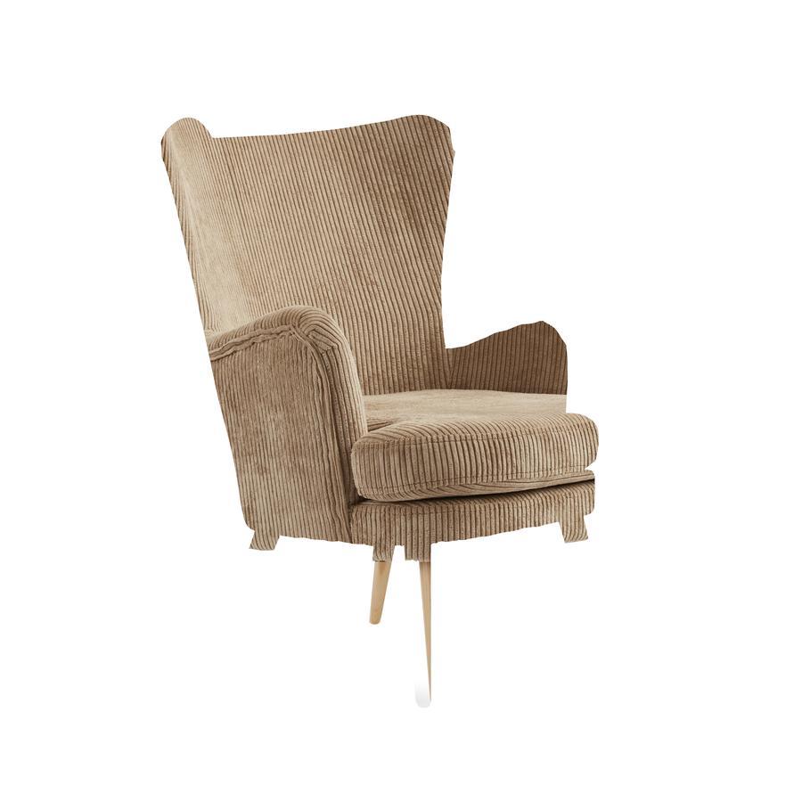 Kids Concept® Fotel Manchester, brown