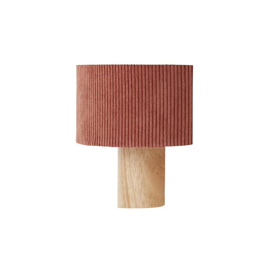 Kids Concept® Tischlampe Manchester, braun