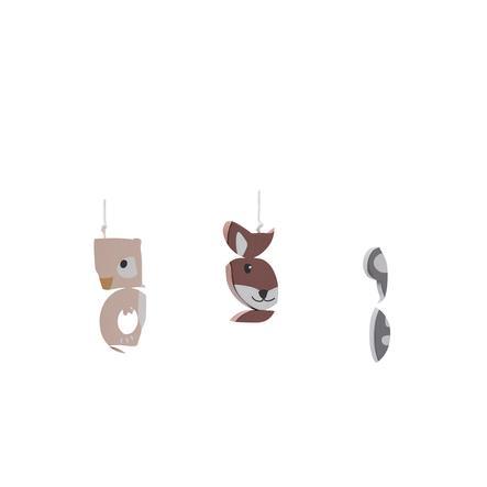 Kids Concept® Figuren voor babygym Edvin