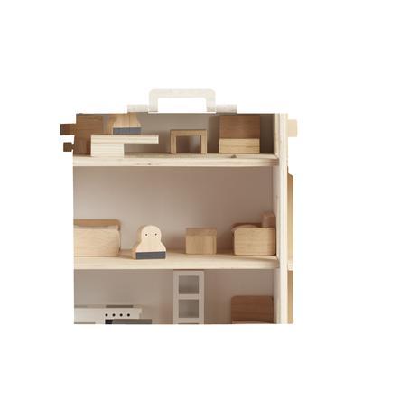 Kids Concept® Puppenhaus Aiden, tragbar