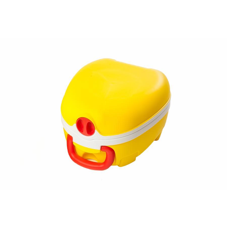 My Carry Potty Reise-Töpfchen gelb ab dem 18. Monat
