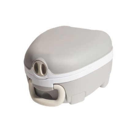 My Carry Potty Orinal de viaje gris a partir del 18º mes