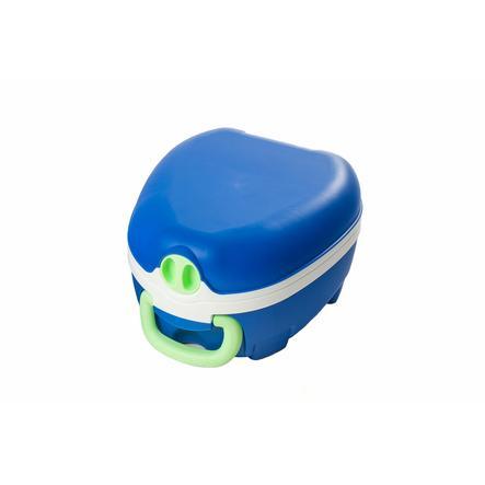 My Carry Potty Potje voor op reis blauw