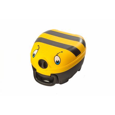 My Carry Potty Pot bébé de voyage 18 m+ bourdon noir/jaune
