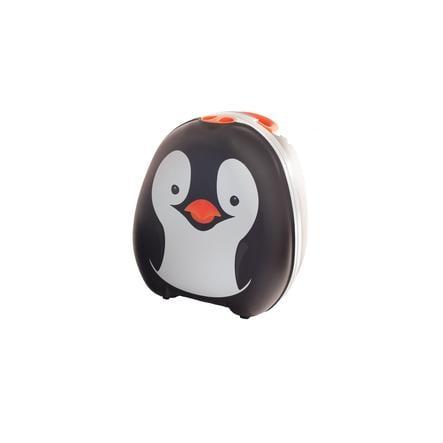 My Carry Potty cestuje nočním tučňákem od 18. měsíce